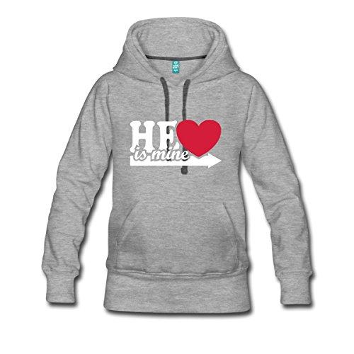 He / She is mine Logo