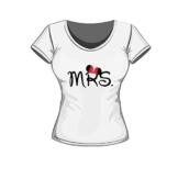 Mr & Mrs Fun Shirt für Sie und Ihn Paar T-Shirts couple T-Shirt für Sie und Ihn, Neu trend (XS, weiß) - 1
