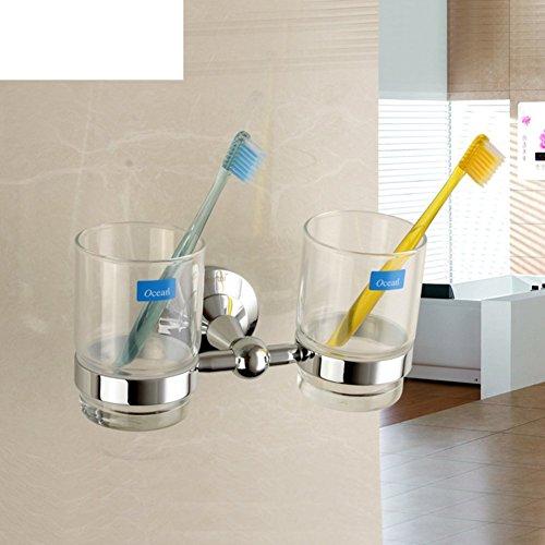 Paare waschen Tasse/Kreative Zahnbürste Becherhalter/Doppel Cup Tumbler Set -