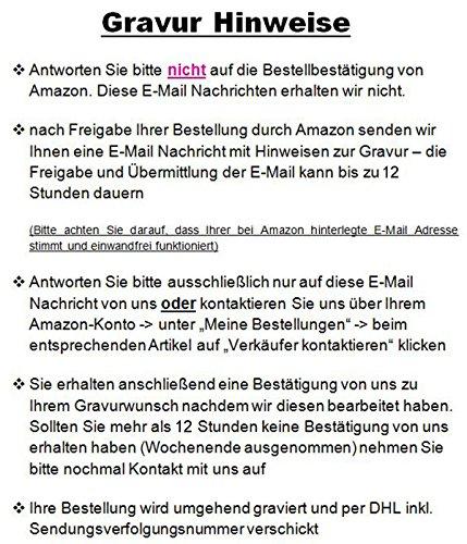 dy_Schmuck Edelstahl Gravur Partner Armband Panzerkette Partnerarmband 7mm 9mm - ABH-005-mG -