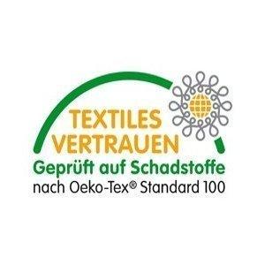 4-Teilig Microfaser Partner Bettwäsche Set✔ 2x 135x200 Bettbezug ✔ mit 2x80x80 Kissenbezug ✔ + 2xWaschhandschuh von FalCo gratis ✔ (135 x 200 cm, Bärchen) -