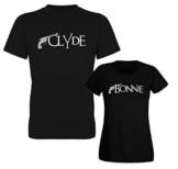 Bonnie und Clyde T Shirt Partner