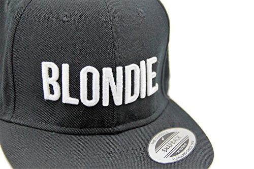 "ASVP Shop Baseball-Kappe mit Stickerei ""Blondie"", Hip-Hop-Mütze, Snapback -"