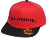 Blondie. | Classic Snapback Unisex / Redblack -
