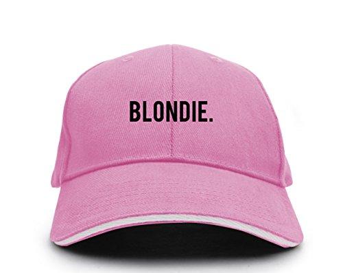 Blondie Motiv auf Basecap, Baseballcap, Schirmmütze, Classic, Mütze, stylisches Modeaccessoire, 6-Panel, Unisex , viele Sprüche und Designs, -