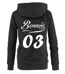 Bonnie und Clyde Shirt Pullover