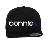 CapSpin - BONNIE PARTNER SNAPBACK - BLACK -
