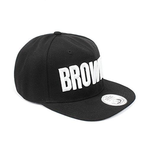Johnny Chicos Beste Freundinnen Blondie & Brownie Snapback Cap Schwarz Damen , Größe:One Size;Farbe:Brownie -