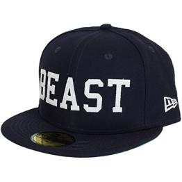 New Era 59FIFTY Cap Beast navy 7 1/4 -