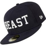 New Era Herren Aka 5950 Beast Navy 57 cm -