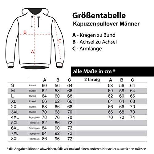 Partner Kapuzenpullover VATER & TOCHTER Bonnie & Clyde (mit Rückendruck) -