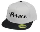 Prince, Snapback Cap, 5 Panel / Greyblack -