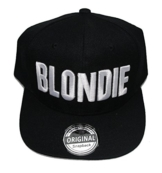 Snapback Cap Kreuz Rosenkranz betende Hände Hand Bonnie Clyde (Blondie) -