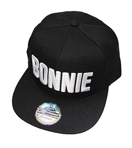 Snapback Cap Kreuz Rosenkranz betende Hände Hand Bonnie Clyde (Bonnie) -