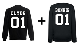 TRVPPY Damen Pullover Sweater Modell BONNIE, Grau, M -